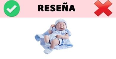 RESEÑA MUÑECO REBORN BERENGUER